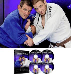 The Judo Academy Jimmy Pedro and Travis Stevens